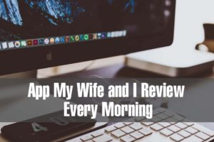 The One App My Wife and I Review Every Morning to See How Calvin Slept